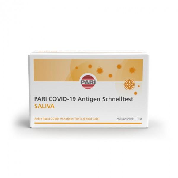 PARI COVID-19 Antigen Schnelltest Saliva